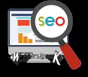 SEO Web diseñador
