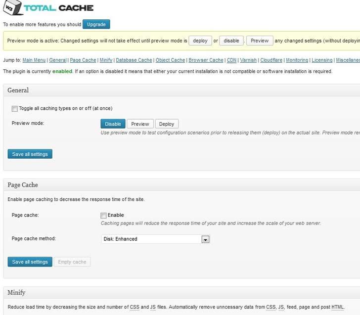 mejorar experiencia de usuario para cache